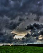 Wolkenstudie in Otterkring II