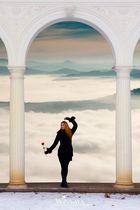 Wolkentempeltänzerin