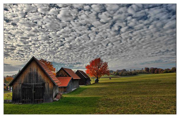 Wolkenteppich