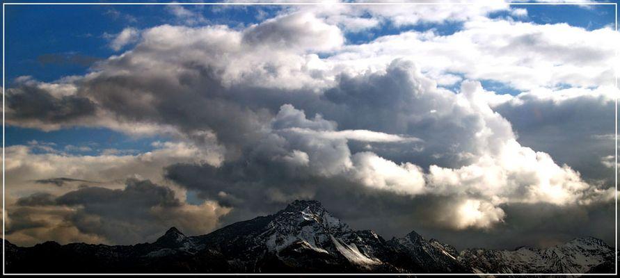Wolkenvulkan