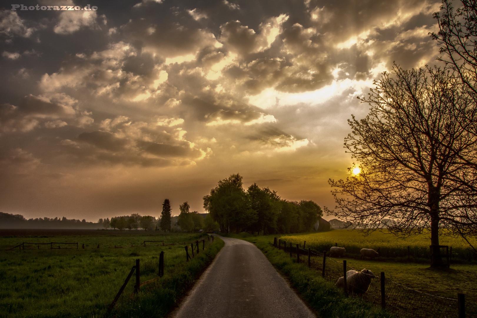 Wolkenweg