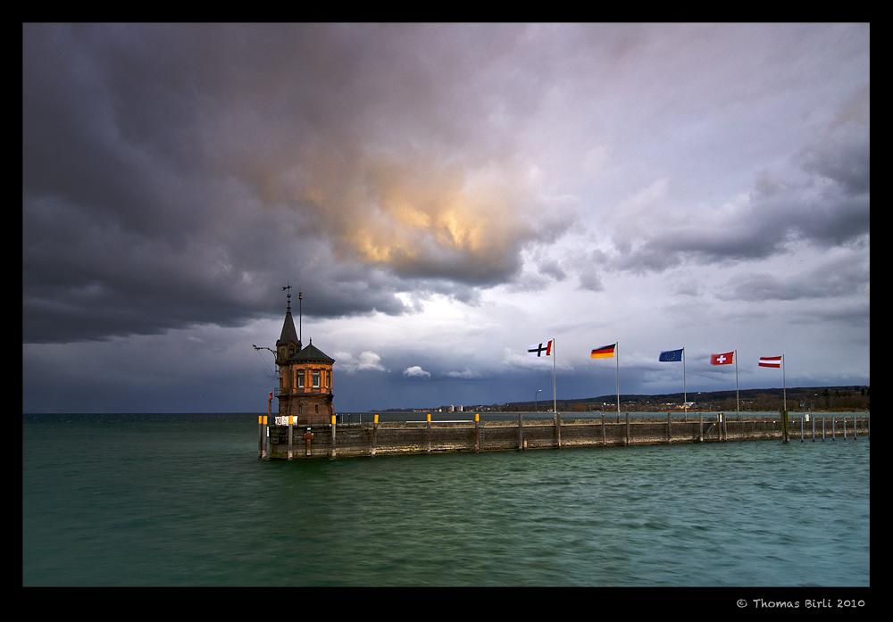Wolkenzug