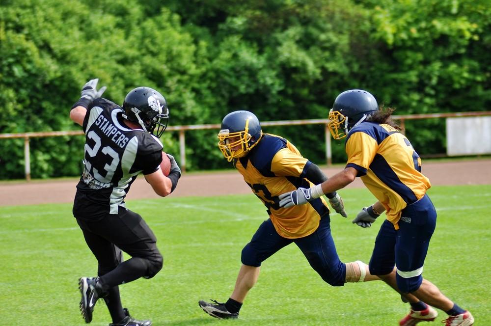 Wolverines Defense in Action!!!