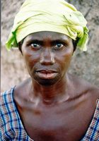 Woman in Africa
