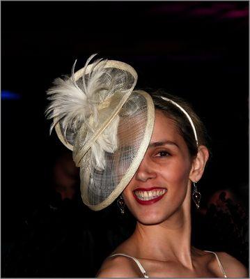 Woman of Argentina    or            The New Hat