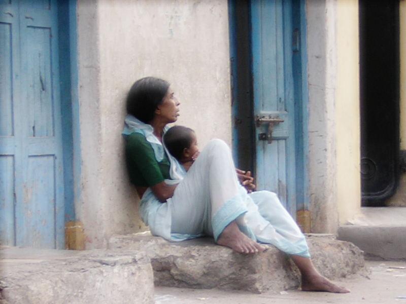 Woman&Child
