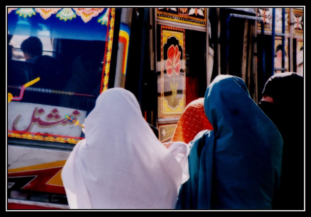 Women in Color - Karachi -Pakistan