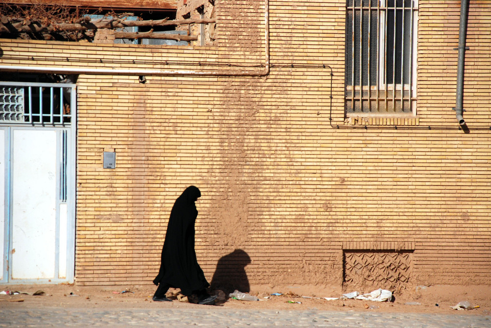 women, iran 2009