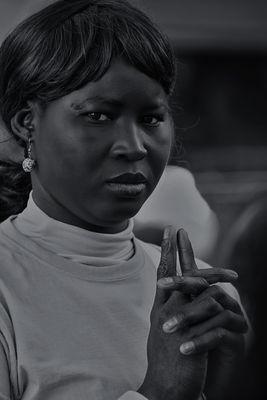 WOMEN OF GUINEA - BISSAU (III)