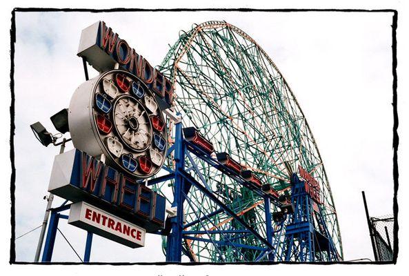 Wonder Wheel NYC