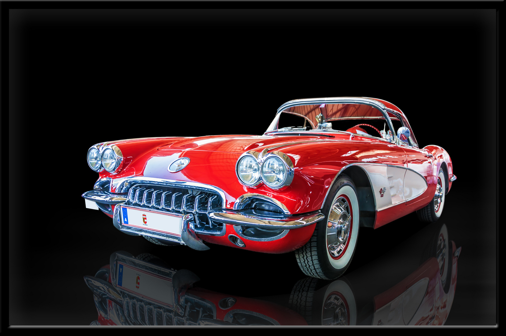 wonderful corvette