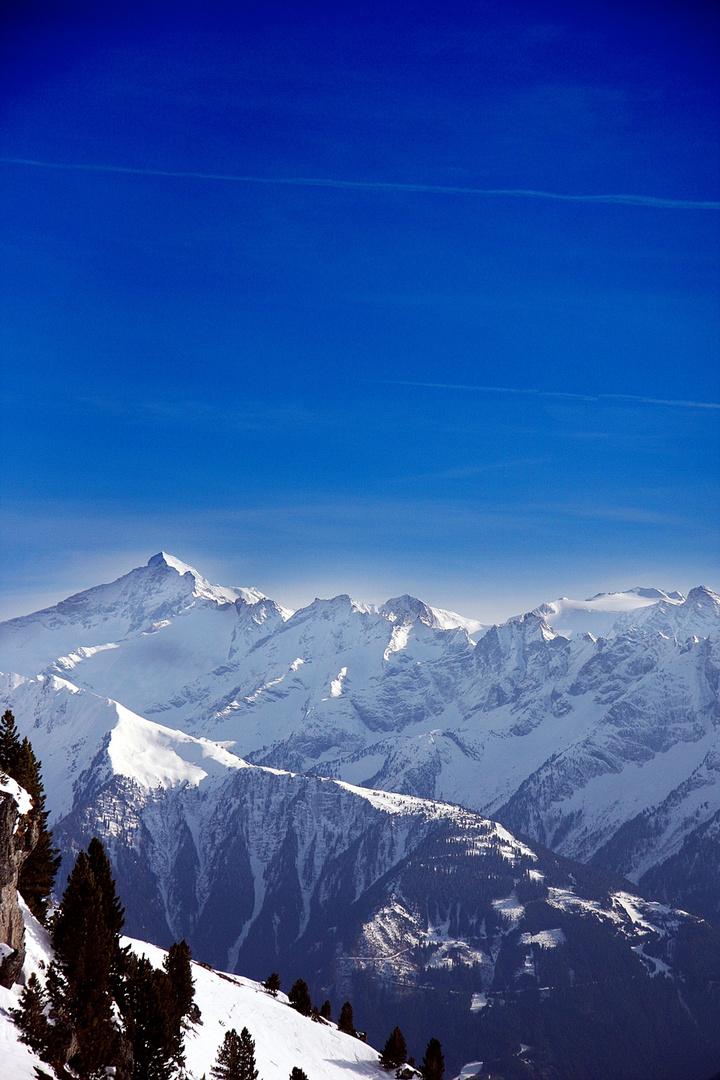 wonderful snow landscape 2