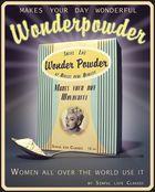 Wonderpowder makes your day wonderful