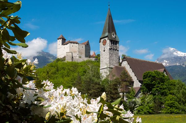 Wonnemonat in Liechtenstein