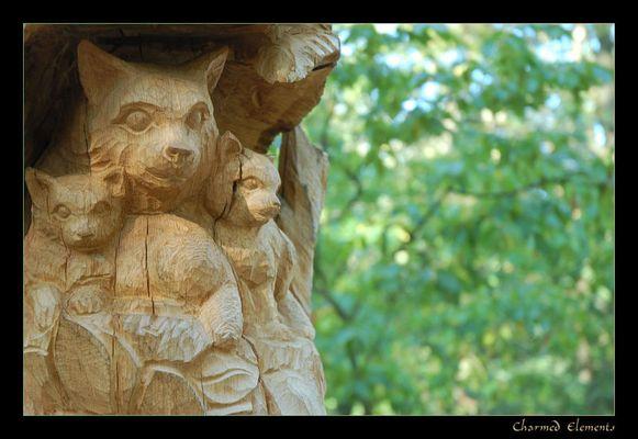 Wooden Art