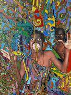Woouuuu!!KIds in Vanuatu