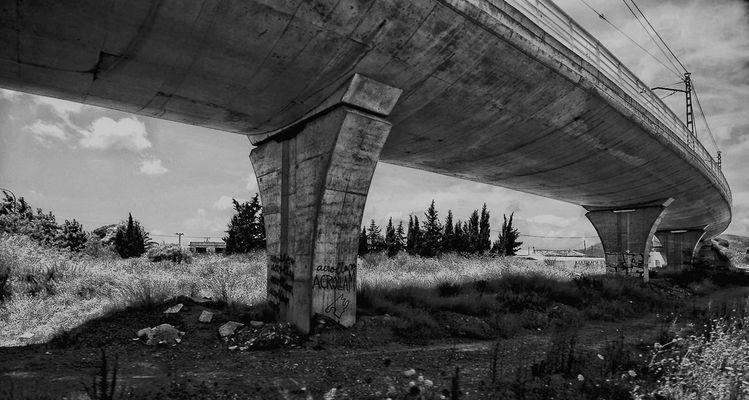 Words under a Bridge