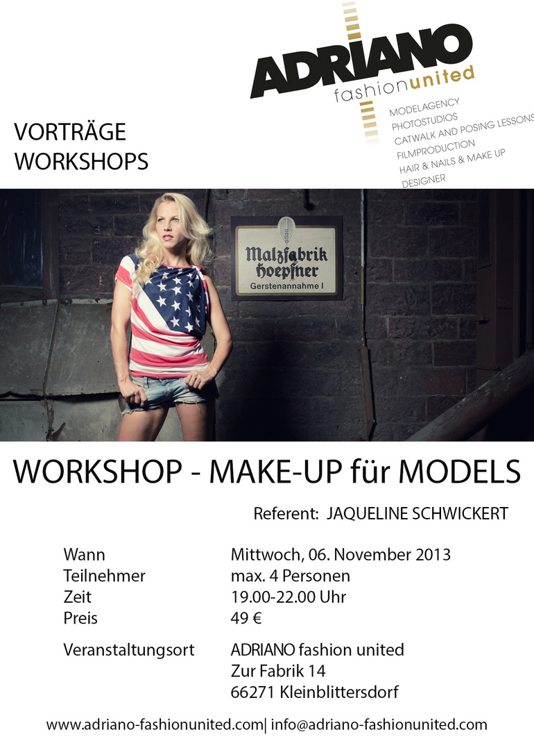 Workshop für MODELS