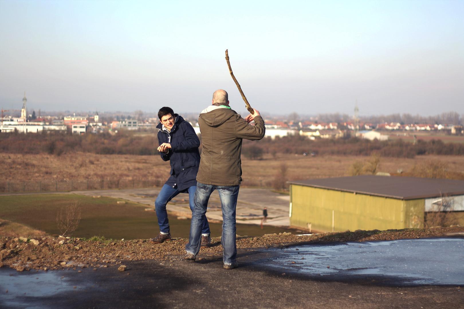 Workshop - Kurzfilm - Setfoto