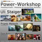 Workshop mit Uli Staiger in Suhl