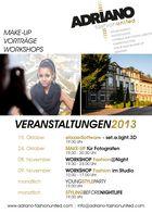 Workshops + Vorträge ADRIANO-fashionunited