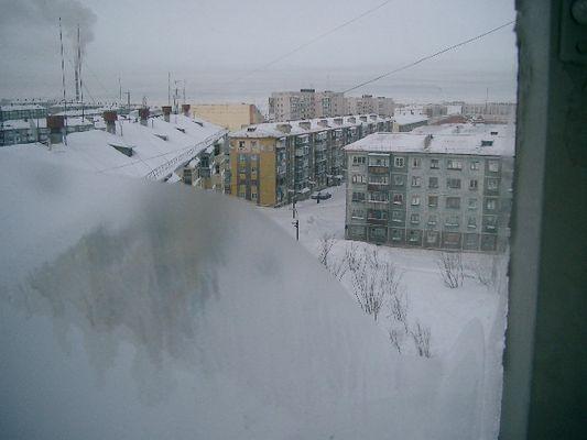 Workuta, Teilrepublik Komi, 67. Breitengrad, Europa, nicht Sibirien.
