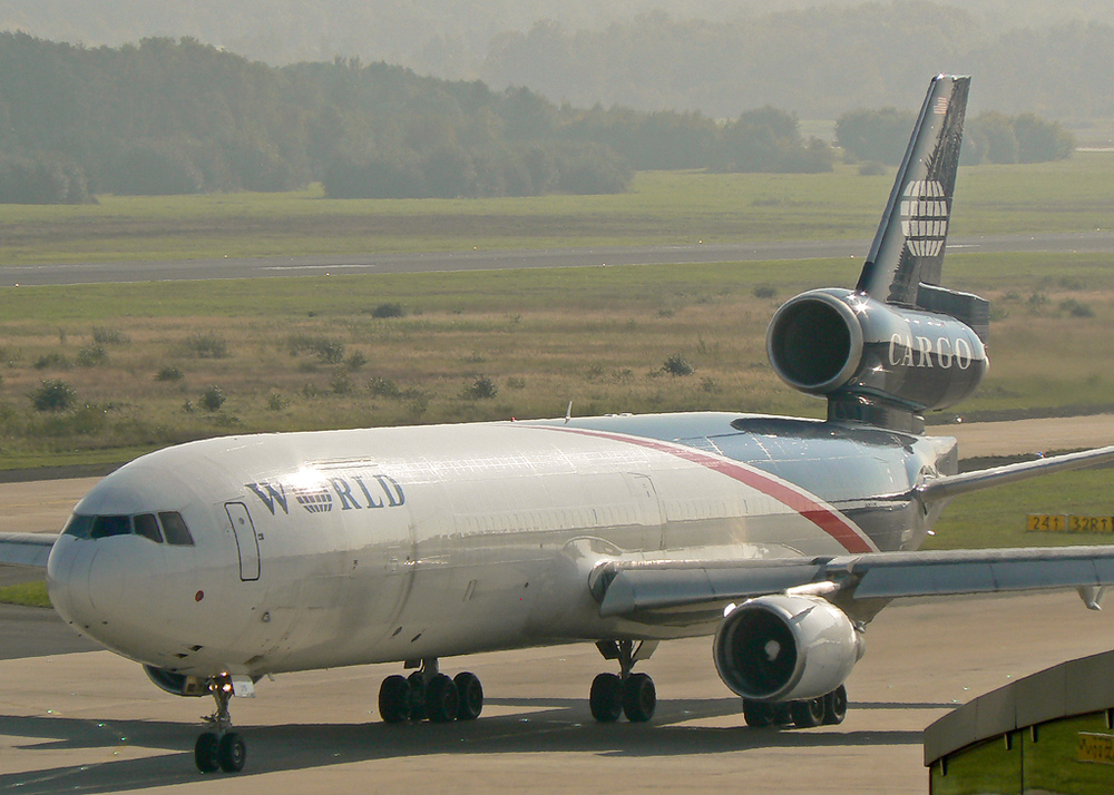 World Airways Cargo MD-11F N279WA