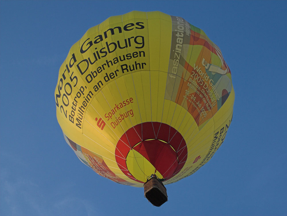 World Games 2005 Duisburg