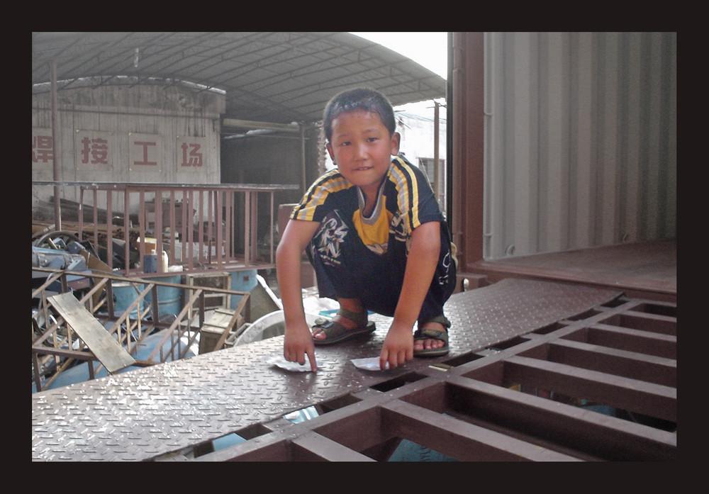 WORLD KIDS - China