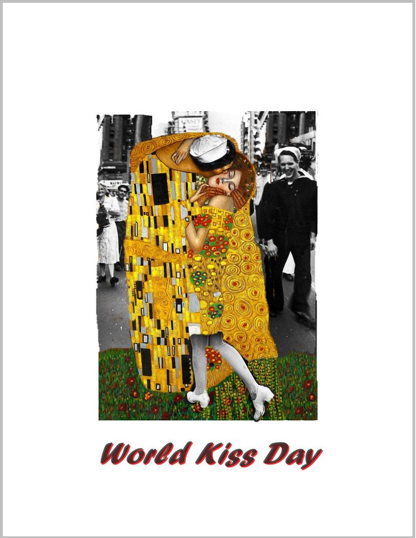 WORLD KISS DAY