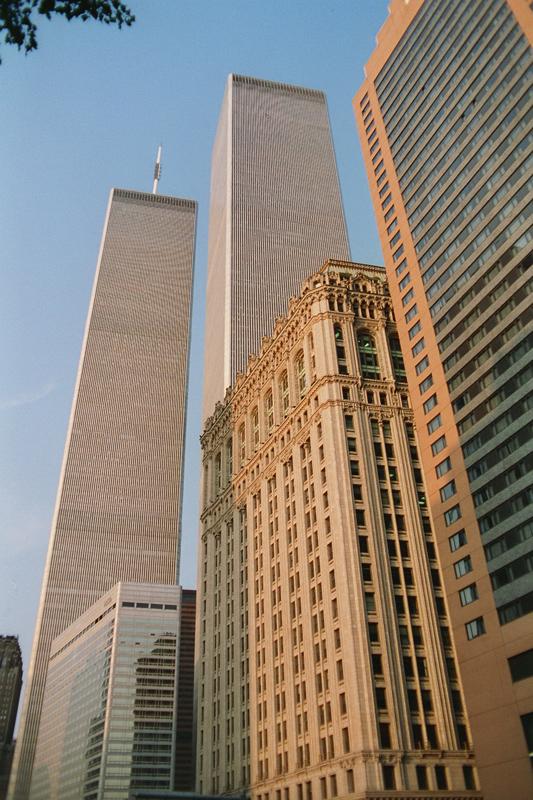 World Trade Center (Vorsicht, stürzende Linien!)