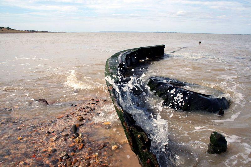 world war 2 barge