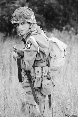 World War II Soldier