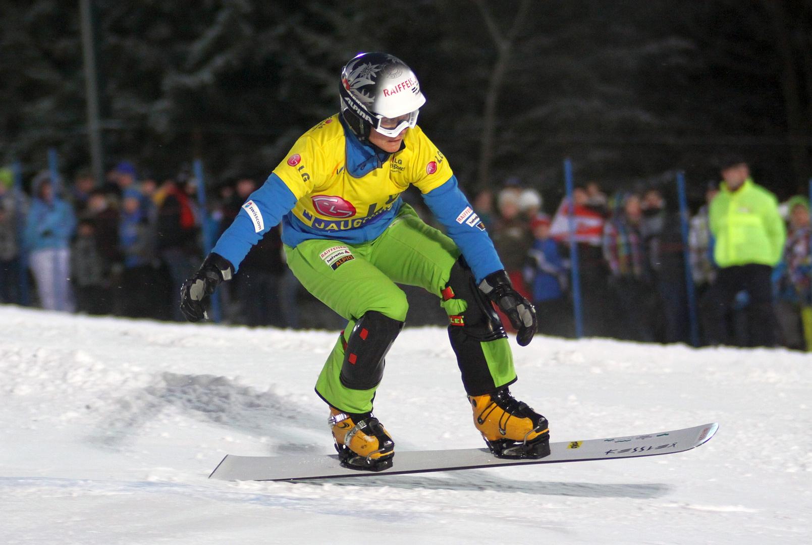 Worldcup Slalom Jauerling