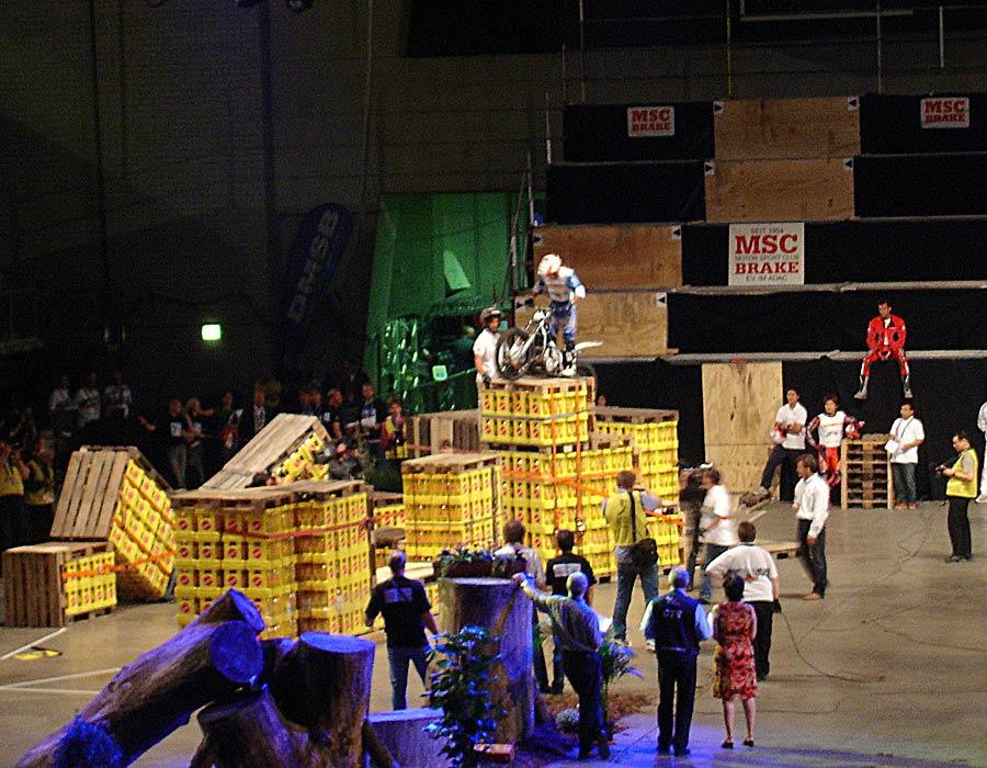 Worldgames 2005 - Indoor Trial