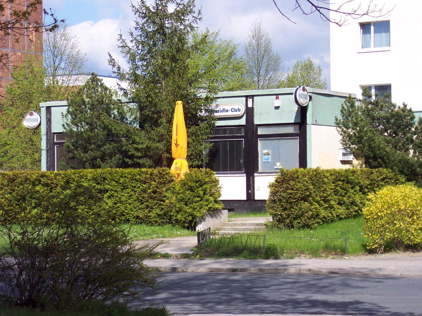 Wossidlo-Klub in Rostock-Schmarl