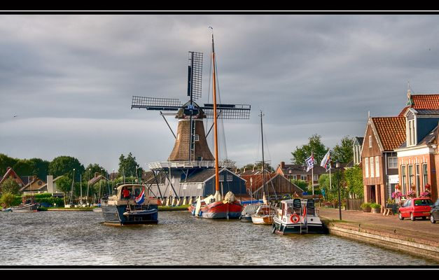 Woudsend - Holland