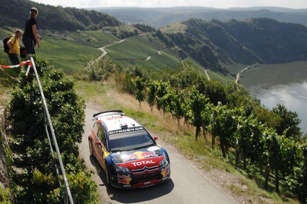 WRC Deutschland 2008 - Loeb