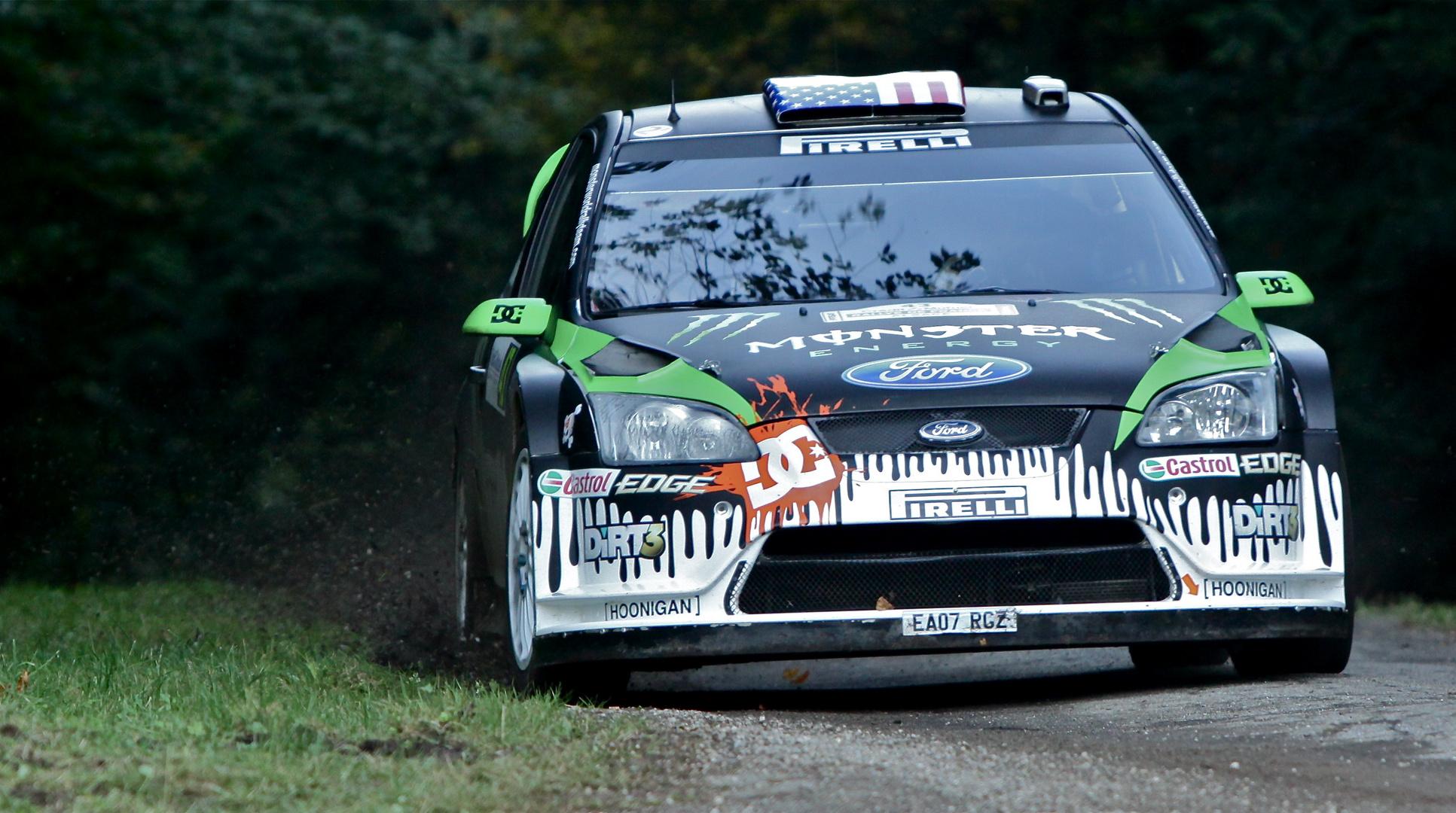 WRC france (Alsace)