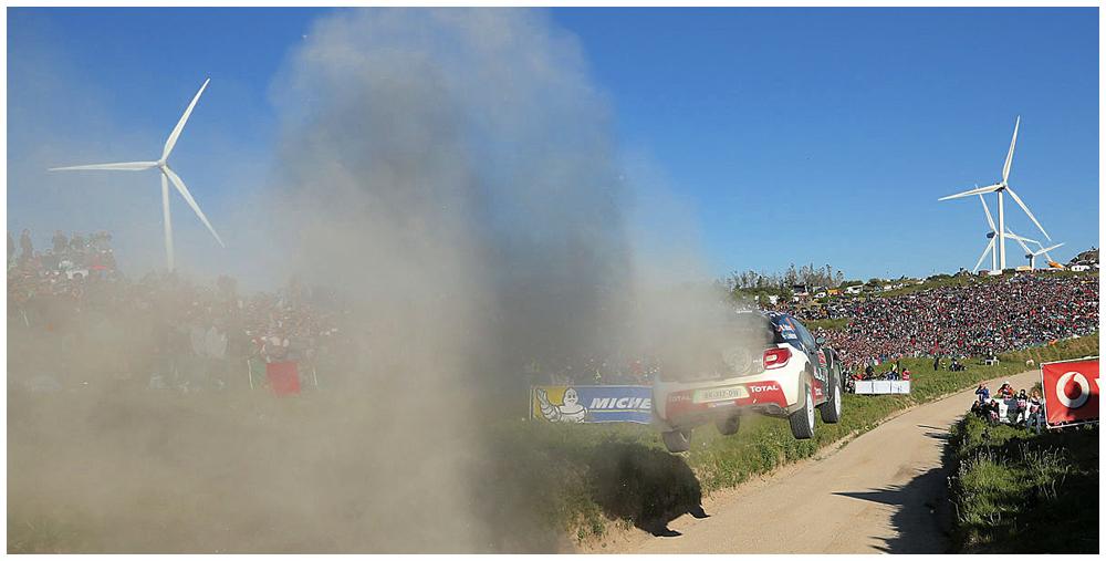 WRC Portugal - Fafe