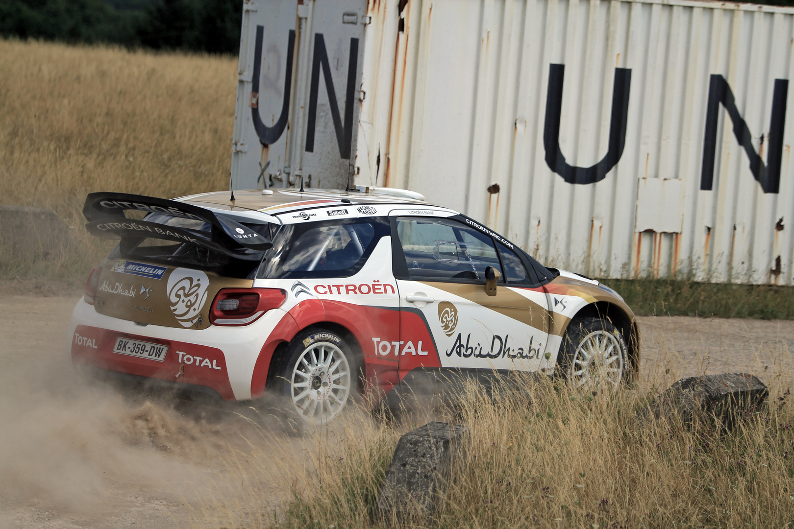 WRC Test