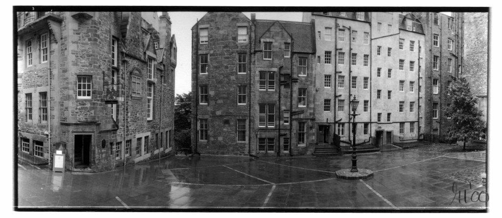 Writers museum Edinburgh / Scottland