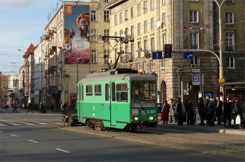 Wroclaw: Immer wieder für eine Überraschung gut