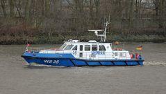 WS 35 Hafenstreifenboot