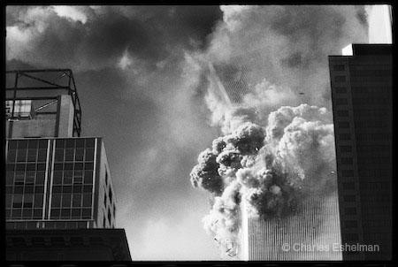 WTC Collapse 1