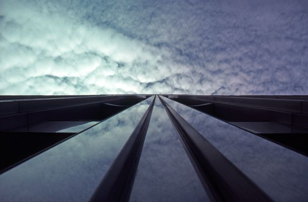 WTC Fassade 1983