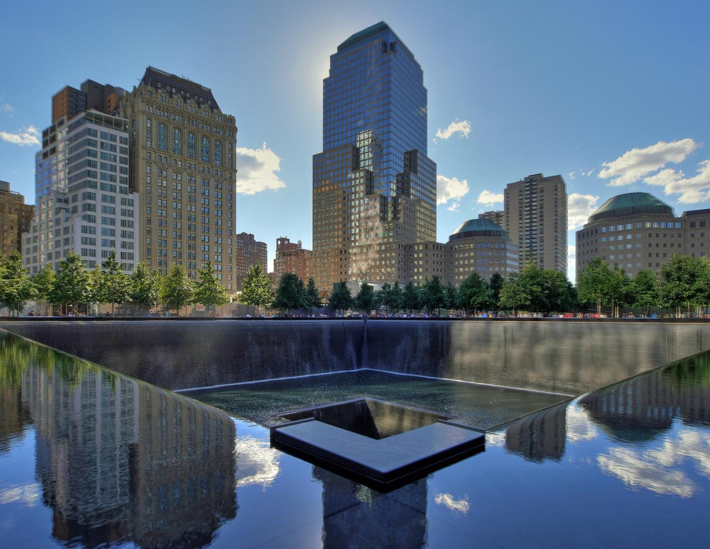WTC Memorial - 11.09.2001