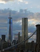 WTC und Gehry -Tower