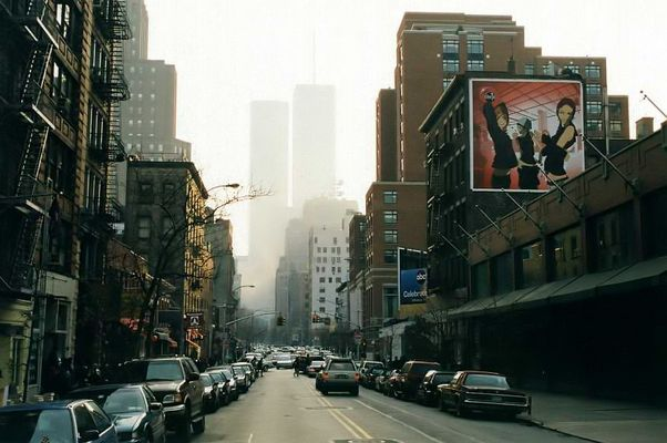 WTC - Vorahnung