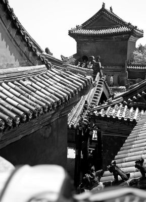 WuDang montain ext temple
